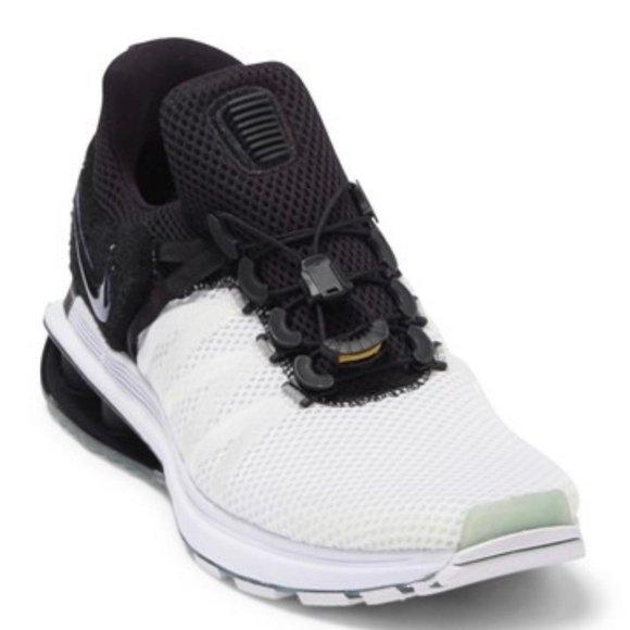 Nike Shoes   Mens Shox Gravity Black